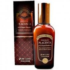 3W CLINIC Premium placenta intensive essence - Эссенция с экстрактом плаценты омолаживающая 50мл