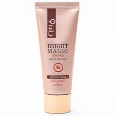 9tails Bright magic essence - Крем на водной основе с эссенцией улиток 60мл