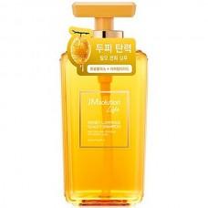 JMsolution Honey luminous scalp V shampoo - Шампунь против выпадения волос 500мл