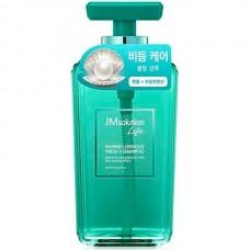 JMsolution Marine luminous fresh V shampoo - Шампунь против перхоти для волос 500мл