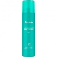 JMsolution Marine luminous pearl deep sun spray - Спрей солнцезащитный с морскими минералами 180мл