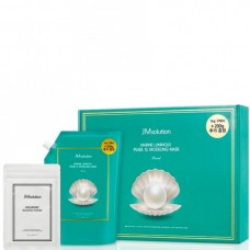 JMsolution Marine luminous pearl XL modeling mask - Альгинатный набор с жемчугом 250гр
