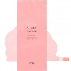 A`PIEU Raspberry vinegar hair cap - Маска для волос с малиновым уксусом 35гр