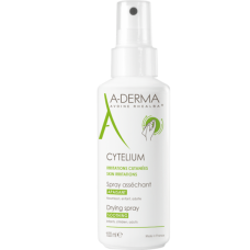 A-DERMA CYTELIUM Drying Spray - Подсушивающий успокаивающий спрей 100мл