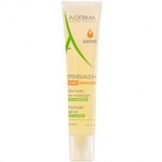 A-DERMA EPITHELIALE A.H DUO Massage Gel-Oil - Восстанавливающий крем для раздражённой кожи 40мл