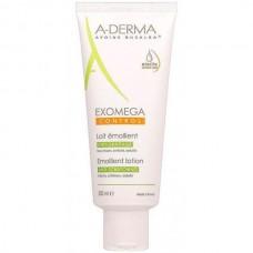 A-DERMA EXOMEGA CONTROL Emollient Lotion - Cмягчающий лосьон для лица и тела 200мл