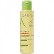 A-DERMA EXOMEGA CONTROL Emollient Shower Oil - Смягчающее очищающее масло для душа 500мл