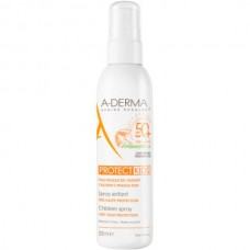 A-DERMA PROTECT KIDS Children Spray SPF50+ - Cолнцезащитный спрей для Детской кожи СЗФ 50+, 200мл