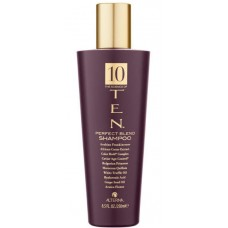 ALTERNA LUXURY TEN THE SCIENCE OF TEN PERFECT BLEND SHAMPOO - Шампунь «Формула 10» 250мл