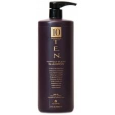 ALTERNA LUXURY TEN THE SCIENCE OF TEN PERFECT BLEND SHAMPOO - Шампунь «Формула 10» 920мл