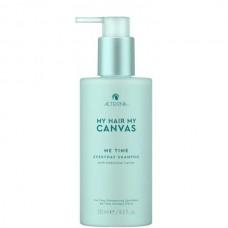 "ALTERNA MY HAIR MY CANVAS Me Time Everyday Shampoo - Шампунь для ежедневного ухода ""Наедине с собой"" 251мл"
