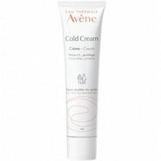 Avene Cold Cream - Питательный защитный крем для сухой чувствительной кожи 40мл