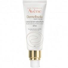 Avene DermAbsolu TINTED Redinsifuing tinted cream SPF30 - Крем для /упругости кожи лица с тонирующим эффектом СЗФ 30, 40мл