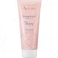 Avene Body Gentle scrub - Мягкий скраб для тела 200мл