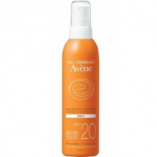 Avene SUN Moderate protection spray SPF20 - Солнцезащитный спрей СЗФ 20, 200мл