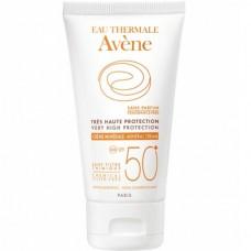 Avene SUN Very high protection MINERAL CREAM SPF50+ - Солнцезащитный крем с минерал.экраном СЗФ 50+, 50мл