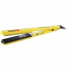 BaByliss PRO Hair Straighteners Line Sun Ray BAB2073EPYE - Щипцы-выпрямители с покрытием EP Technology 5.0 ЖЕЛТЫЕ 38 х 120мм
