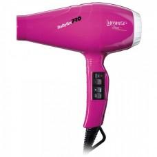 BaByliss PRO BAB6360IFE Luminoso Plus Rosa - Профессиональные фен для волос ФУКЦИЯ 2100 Вт