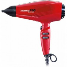 BaByliss PRO BAB7000IRE Rapido Ferrari - Профессиональный фен для волос РАПИДО Феррари КРАСНЫЙ 2200 Вт