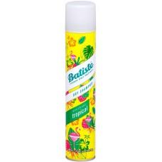Batiste Dry Shampoo Tropical - Батисте Сухой шампунь 400мл
