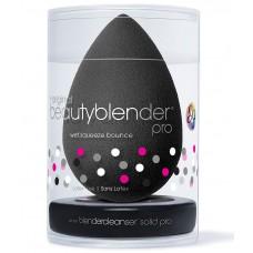 beautyblender pro + pro solid blendercleanser - Спонж для макияжа ЧЁРНЫЙ и мини мыло для очистки ПРО 1 + 30гр