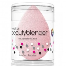 beautyblender original sponge bubble - Спонж для макияжа НЕЖНО-РОЗОВЫЙ 1шт