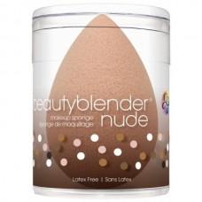 beautyblender original sponge nude - Спонж для макияжа БЕЖЕВЫЙ 1шт