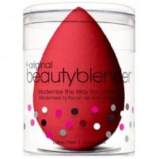 beautyblender original sponge red.carpet - Спонж для макияжа КРАСНЫЙ 1шт