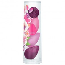 beautyblender Rosie Posie - Подарочный набор 3 спонжа + мини-мыло