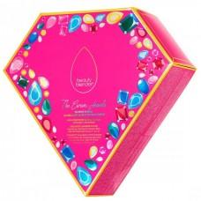 beautyblender The Crown Jewels - Подарочный набор 4 спонжа + 4 мини-мыла