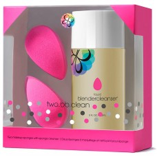 beautyblender two.bb.clean - Набор Спонжи для макияжа + жидкое мыло 2шт + 150мл