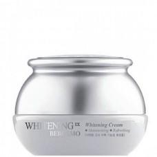 BERGAMO Cream WHITENING EX - Отбеливающий крем для тусклой и пигментированной кожи 50мл