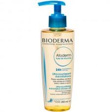 BIODERMA Atoderm Huile de douche - Очищающее масло для душа для лица и тела Питательное и Увлажняющее 200мл