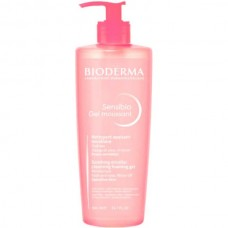 BIODERMA Sensibio Gel moussant - Мицеллярный гель для чувствительной кожи лица Очищающий 500мл