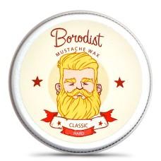Borodist Wax Classic - Воск для Усов КЛАССИЧЕСКИЙ 13гр