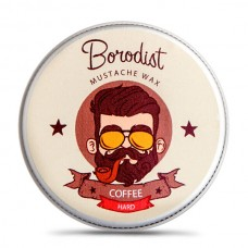 Borodist Wax Coffee - Воск для Усов КОФЕ13гр