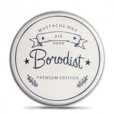 Borodist Wax Premium Air - Воск для Усов АИР ВАКС 13гр