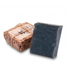 Borodist Soap Black Stone - Угольное Мыло БЛЭК СТОУН 90 + 5гр