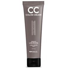 BRELIL Professional CC COLOR CREAM - Колорирующий крем Лакрица (СЕРЫЙ) 150мл