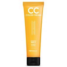 BRELIL Professional CC COLOR CREAM - Колорирующий крем Мёд (БЛОНД) 150мл
