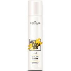 BRELIL Professional ART CREATOR Strong Spray - Спрей для волос СИЛЬНОЙ фиксации 300мл