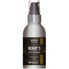 BRELIL Professional BERRY'S BEARD OIL - Масло для бороды 50мл
