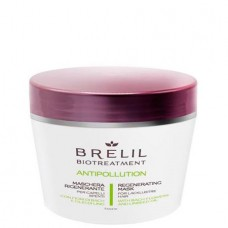 BRELIL Professional BIOTREATMENT ANTIPOLLUTION Mask - Регенерирующая маска 220мл
