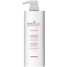 BRELIL Professional BIOTREATMENT COLOUR SUBLIMECHES SHAMPOO - Шампунь для нейтрализации желтизны волос 1000мл