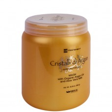 BRELIL Professional BIOTREATMENT Cristalli di Argan MASK - Маска глубокого восстановления для волос 1000мл