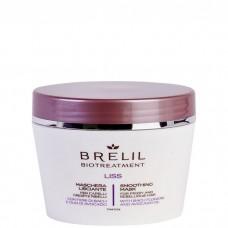BRELIL Professional BIOTREATMENT LISS SMOOTHING MASK - Разглаживающая маска 220мл