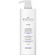 BRELIL Professional BIOTREATMENT PURE ANTI-DANDRUFF SHAMPOO - Шампунь против перхоти 1000мл