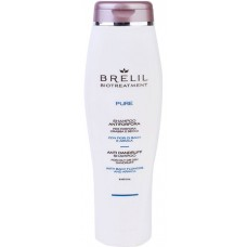 BRELIL Professional BIOTREATMENT PURE ANTI-DANDRUFF SHAMPOO - Шампунь против перхоти 250мл