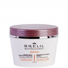 BRELIL Professional BIOTREATMENT REPAIR RESTRUCTURING MASK - Маска восстанавливающая 220мл