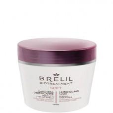 BRELIL Professional BIOTREATMENT SOFT UNTANGLING MASK - Маска для непослушных волос 220мл